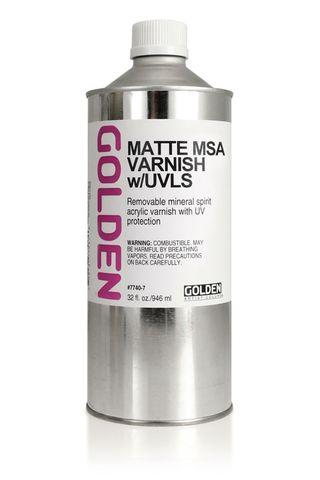 MSA Matte (w/UVLS)
