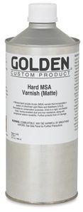 Hard MSA Varnish (Matte)