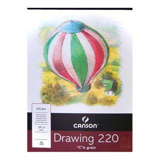 Drawing 220 Pad, 25 sheets