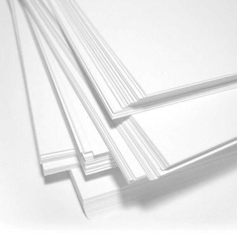 Acid Free Cartridge Paper - 250 Sheets
