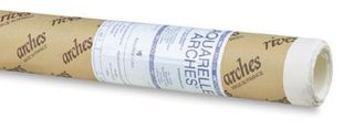 Arches Roll Rough (RGH) 300gsm