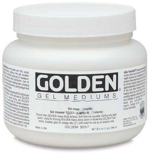 Heavy Gel (Semi-Gloss)