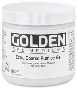 Extra Coarse Pumice Gel