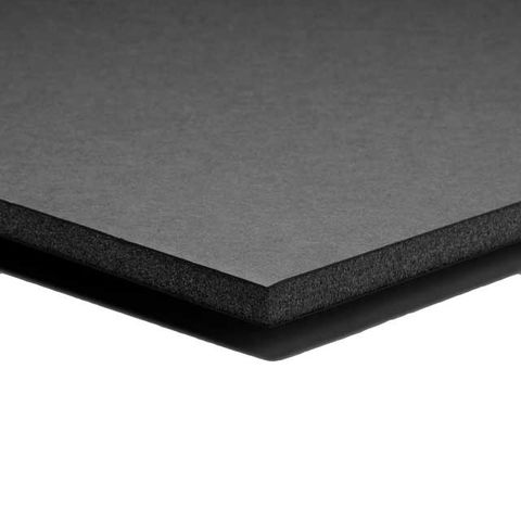 Canson Foamcore Black A4 - 10 Sheets