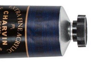 Charvin 60ml Acrylic Blue Shaddow