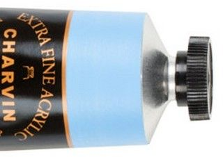Charvin 60ml Acrylic Royal Blue Light