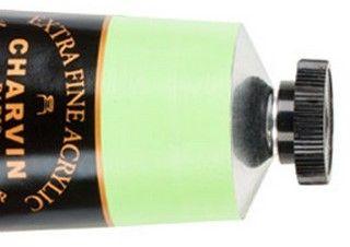 Charvin 60ml Acrylic Absinthe Green
