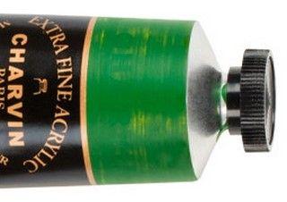 Charvin 60ml Acrylic Hooker's Green