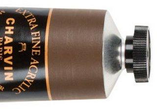 Charvin 60ml Acrylic Raw Umber