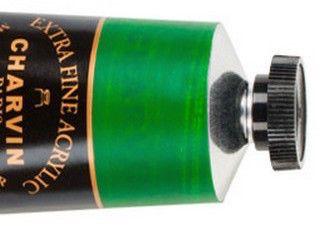 Charvin 150ml Acrylic Medium Bright Green