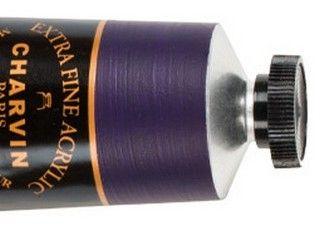Charvin 150ml Acrylic Medium Violet