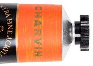 Charvin 150ml Acrylic Saffron