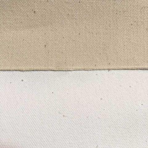 Australian 12oz Stiff Double Primed Cotton Per Metre