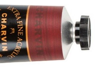 Charvin 60ml Acrylic Burgundy