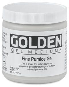 Fine Pumice Gel