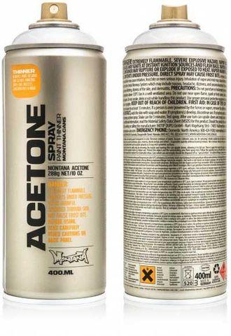 Montana Cans Acetone