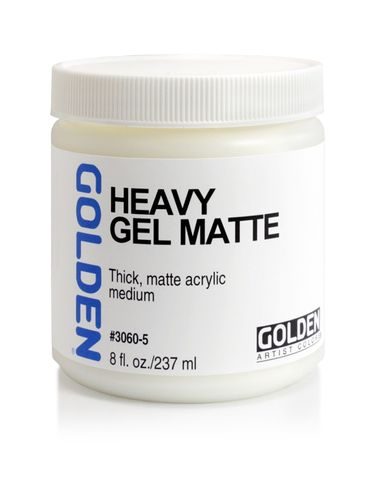 Heavy Gel (Matte)
