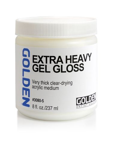 Extra Heavy Gel (Gloss)