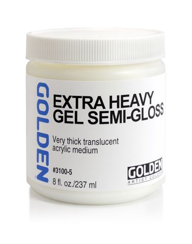 Extra Heavy Gel (Semi-Gloss)