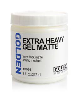 Extra Heavy Gel (Matte)