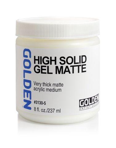 High Solid Gel (Matte)