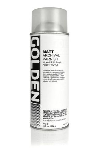 Golden  MSA Spray Varnish Matte