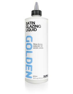 Acrylic Glazing Liquid (Satin)