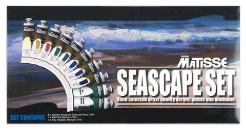 Derivan Matisse Structure Seascape Set