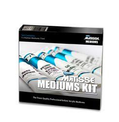Matisse Mediums Kit