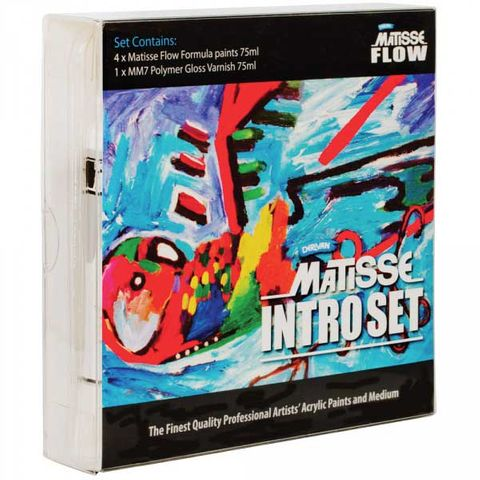 Derivan Matisse Flow Intro Set