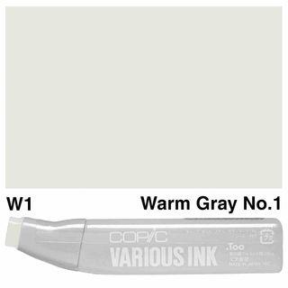 Copic Ink W1-Warm Gray No1