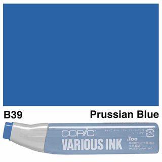 Copic Ink B39-Prussian Blue
