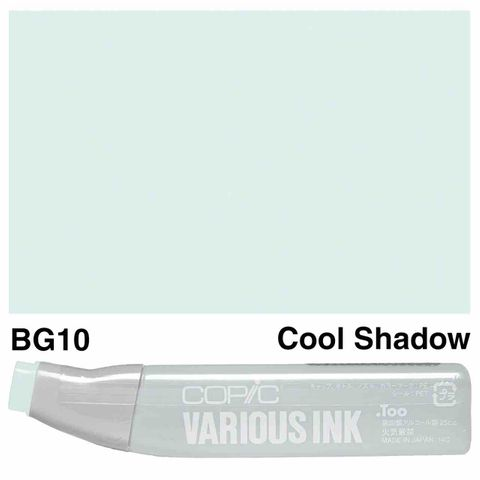 Copic Ink BG10-Cool Shadow