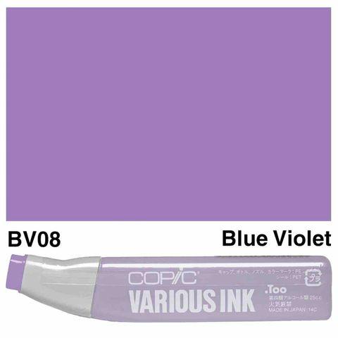Copic Ink BV08-Blue Violet