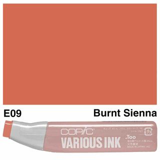 Copic Ink E09-Burnt Sienna