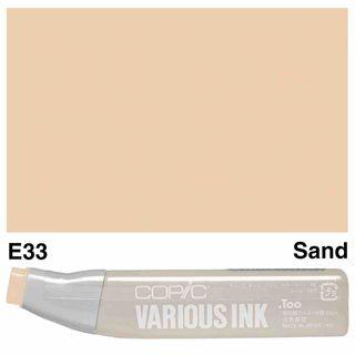 Copic Ink E33-Sand