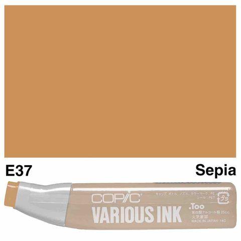 Copic Ink E37-Sepia