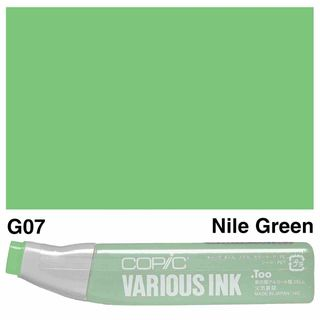 Copic Ink G07-Nile Green