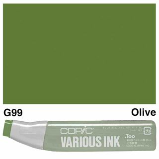 Copic Ink G99-Olive
