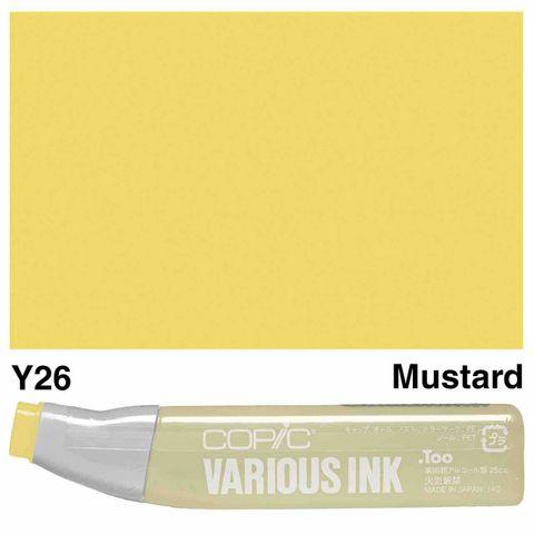 Copic Ink Y26-Mustard