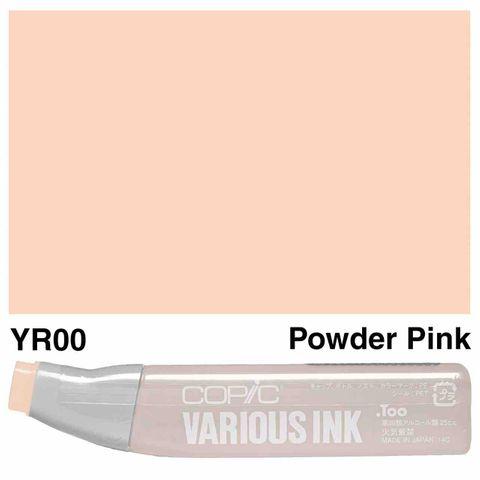 Copic Ink YR00-Powder Pink