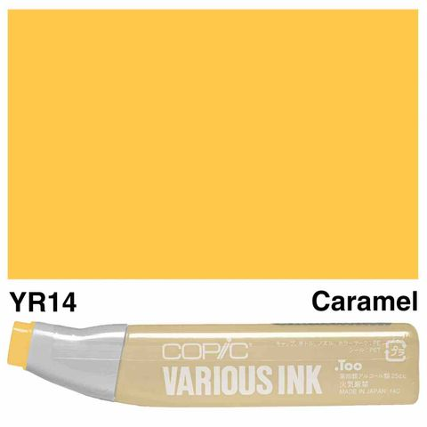 Copic Ink YR14-Caramel