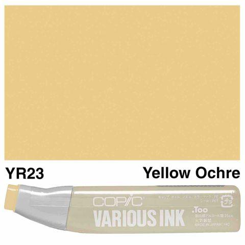 Copic Ink YR23-Yellow Ochre