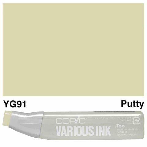 Copic Ink YG91-Putty