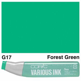 Copic Ink G17-Forest Green