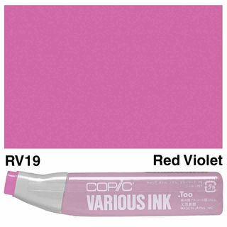 Copic Ink RV19-Red Violet