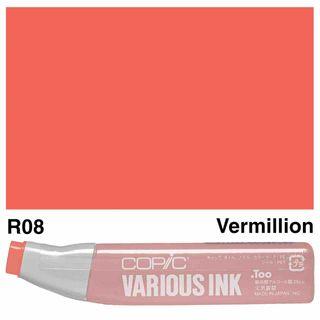 Copic Ink R08-Vermillion