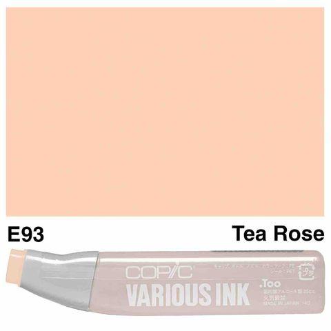 Copic Ink E93-Tea Rose