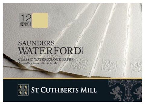 Saunders Watercolour Pads