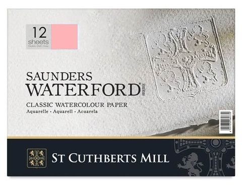 Saunders Waterford Block (HP) 12 Sheets